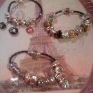 Doggies euro beads bracelets