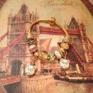 Grumpy cat euro bead bracelets