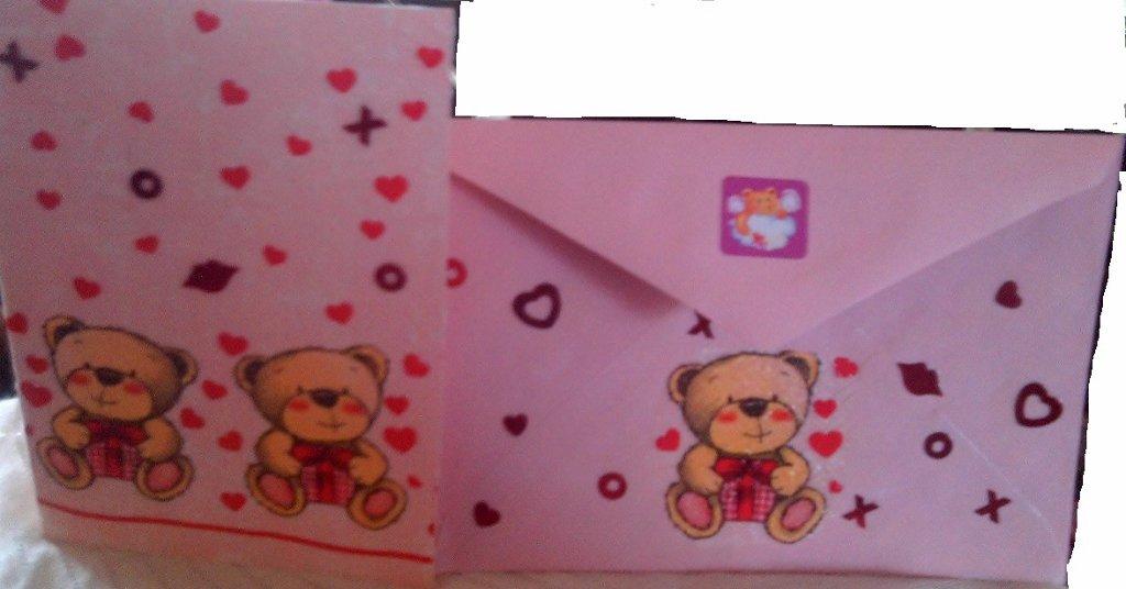 Valentine handmade cards