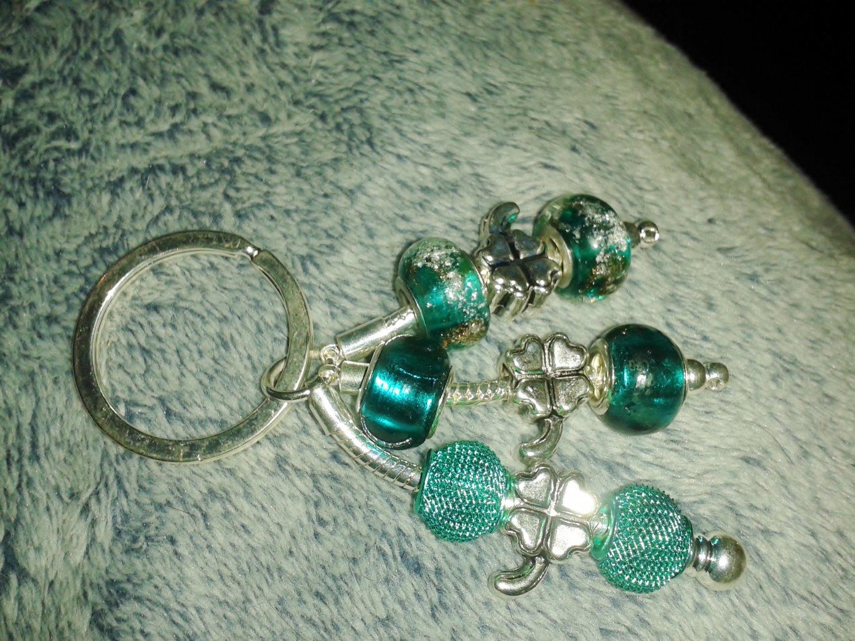 St.Patrick's keychain