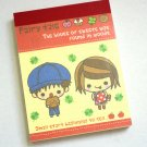 Q-lia Fairy Tale Kawaii Kids Mini Memo Pad