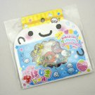 Q-lia Soda Nomikkake Sticker Sack, kawaii