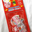 Sanrio Hello Kitty Year of Rooster Zodiac Sticker Sack