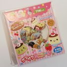 Dix Flan Pudding Sticker Sack, kawaii