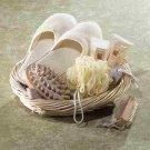 Spa Gift Set in Basket