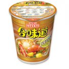 Nissin Cup Noodle Curry Seafood favor 75g