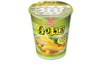 Nissin Cup Noodle Chicken favor 75g