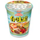 Nissin Cup Noodle Spicy Seafood favor 75g
