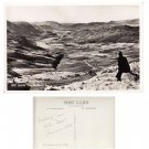 Cumbria. Postcard Cumbria Postcard Eskdale from Hardknott Pass Real Photograph . Mauritron #3
