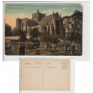 Yorkshire.  Postcard Ripon Cathedral S. E. Item No 15