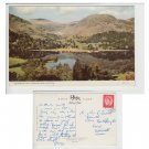 Cumbria Postcard Glenridding and Ullswater from Place Fell Mauritron Item No. 23
