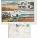 Devon Postcard Multiview of Croyde Mauritron Item No. 42