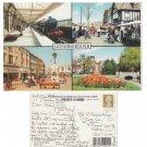 Leicestershire Postcard Loughborough Multiveiw Mauritron Item No. 48