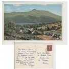 Highlands  Postcard Ben Lomond from Tarbet Showing the Loch Mauritron Item No. 55