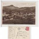 Highlands  Postcard Ben Lomond and the Aberfoyle Valley Mauritron Item No. 60