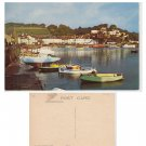 Jersey Postcard St. Aubins Harbour Mauritron Item No. 65
