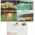 Jersey Postcard Multiview Mauritron Item No. 67