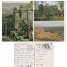 Yorkshire Postcard Haworth Multiview Mauritron Item No. 78