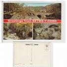 Conwy Postcard Betws-Y-Coed Multiscene Mauritron Item No. 85