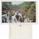 Conwy Postcard Swallow Falls. Betws-Y-Coed Mauritron Item No. 86