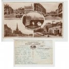 Yorkshire Postcard Rotherham Multiview Mauritron Item No. 94