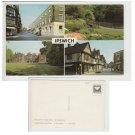 Suffolk Postcard Ipswich Multiview. Mauritron # 107