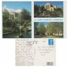 Suffolk Postcard St. Edmundsbury Cathedral. Mauritron # 108