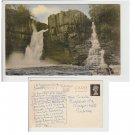 Cumbria Postcard High Force. N144. Mauritron #116