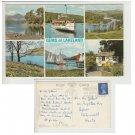 Cumbria Postcard Gems of Lakeland Multiview LKD357. Mauritron #117