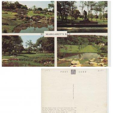 Kent Postcard St. Margaret's Bay Multiview. Mauritron #140