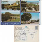 Yorkshire Postcard Grassington Multiview. Mauritron #181