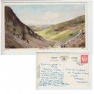 Cumbria Postcard Honister Pass. Mauritron #195