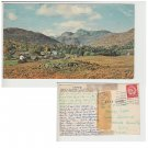 Cumbria Postcard Elterwater. Mauritron #196