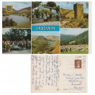 Cumbria Postcard Grasmere Multiview. Mauritron #249