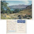 Cumbria Postcard Skiddaw & Derwentwater. Mauritron #253
