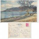Cumbria Postcard Derwent Water. Mauritron #258