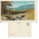 Cumbria Postcard Skiddaw & Ashness Bridge. Mauritron #274