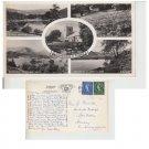 Cumbria Postcard Grasmere & Rydal Multiview. Mauritron #281