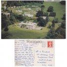 County Durham Postcard Eggleston Hall Gardens. Mauritron #300