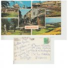 Sussex Postcard Brighton Multiview. Mauritron #306