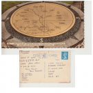 Yorkshire Postcard Flamborough Head Toposcope. Mauritron #313