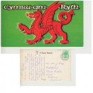 Wales Postcard Cymru-am-Byth. Mauritron 325