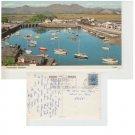Gwynedd Postcard Portmadoc Harbour. Mauritron 330