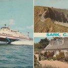 Sark C.I. Multiview Postcard. Mauritron PC353-213545