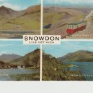 Snowdon Multiview Postcard. Mauritron PC367-213559