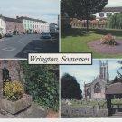 Wrington Somerset   Postcard. Mauritron PC373-213565