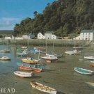 Minehead Harbour  Postcard. Mauritron PC383-213575