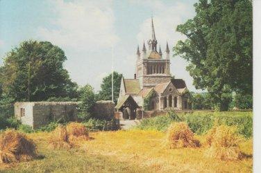 Whippingham Church Isle of Wight  Postcard. Mauritron PC385-213577