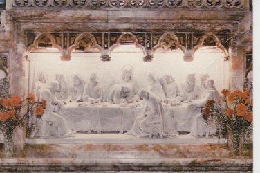 The Reredos Whippingham Church  Postcard. Mauritron PC387-213579