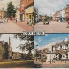 Ormskirk Multiview  Postcard. Mauritron PC391-213583